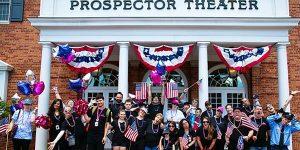 Story Winner: Prospector Theater