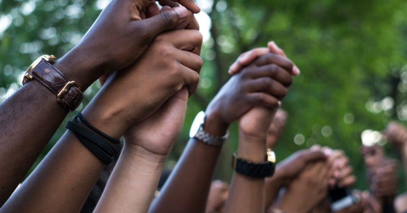 Black Lives Matter Protest, Montreal